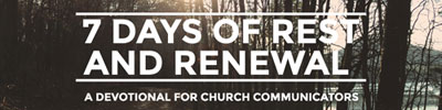 7 Days of Rest & Renewal