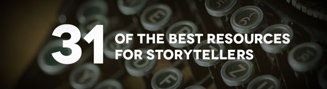 31 Storyteller Resources