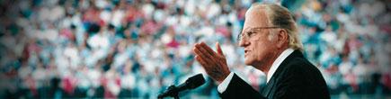 Church Communication Hero: Billy Graham