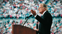 Church Communication Hero: Billy Graham