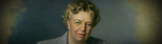 Church Communication Hero: Eleanor Roosevelt