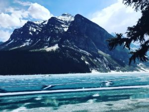 Lake Louise at Banff (Photo by Katie Allred)
