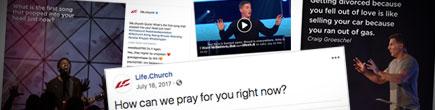 Digital Church: Social Media Examples With Beau Coffron