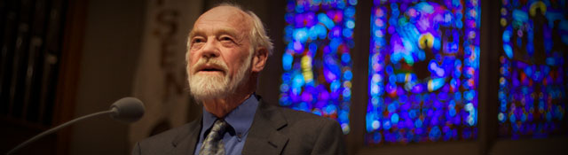 Eugene Peterson on Shopkeeping Pastors