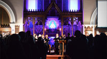 How Can Lighting Enhance the Worship Experience?