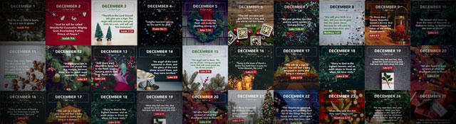 Social Media Advent Calendar