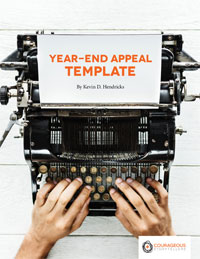 Year-End Appeal Template
