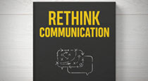 Pre-Order Rethink Communication by Phil Bowdle